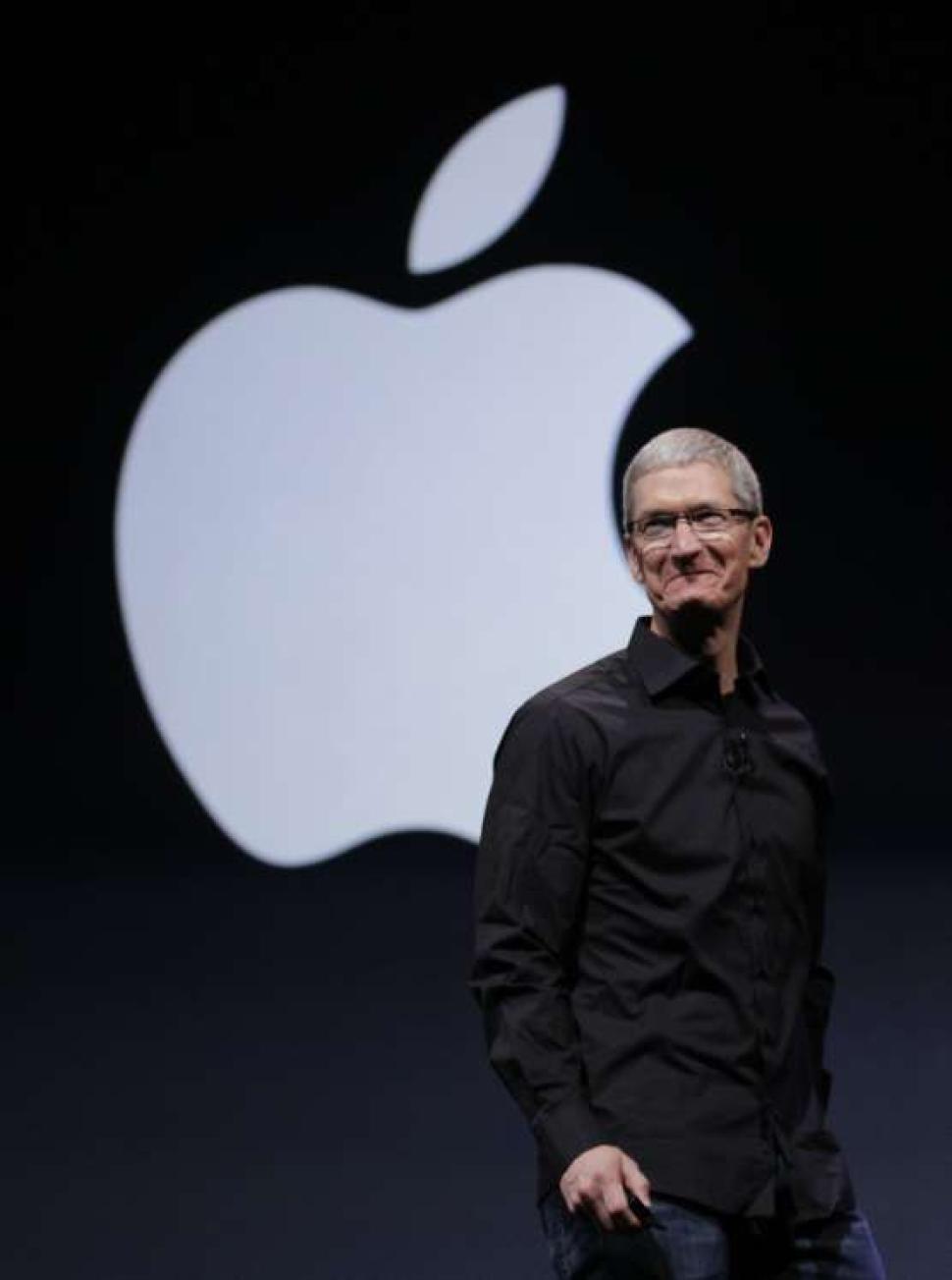 Photo of Büszkén vállalja melegségét az Apple vezérigazgatója