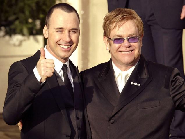 Photo of Megházasodott Elton John