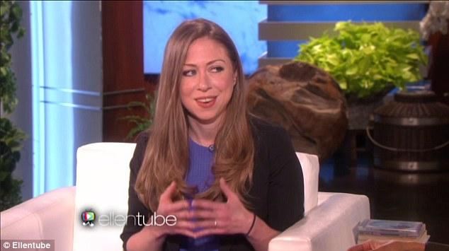 Photo of Chelsea Clinton: én vettem rá édesanyámat, hogy támogassa a házassági egyenlőséget