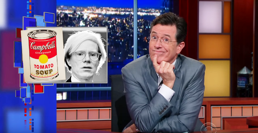 """Photo of Stephen Colbert most a """"homofób anyukák egyesületét"""" figurázza ki"""