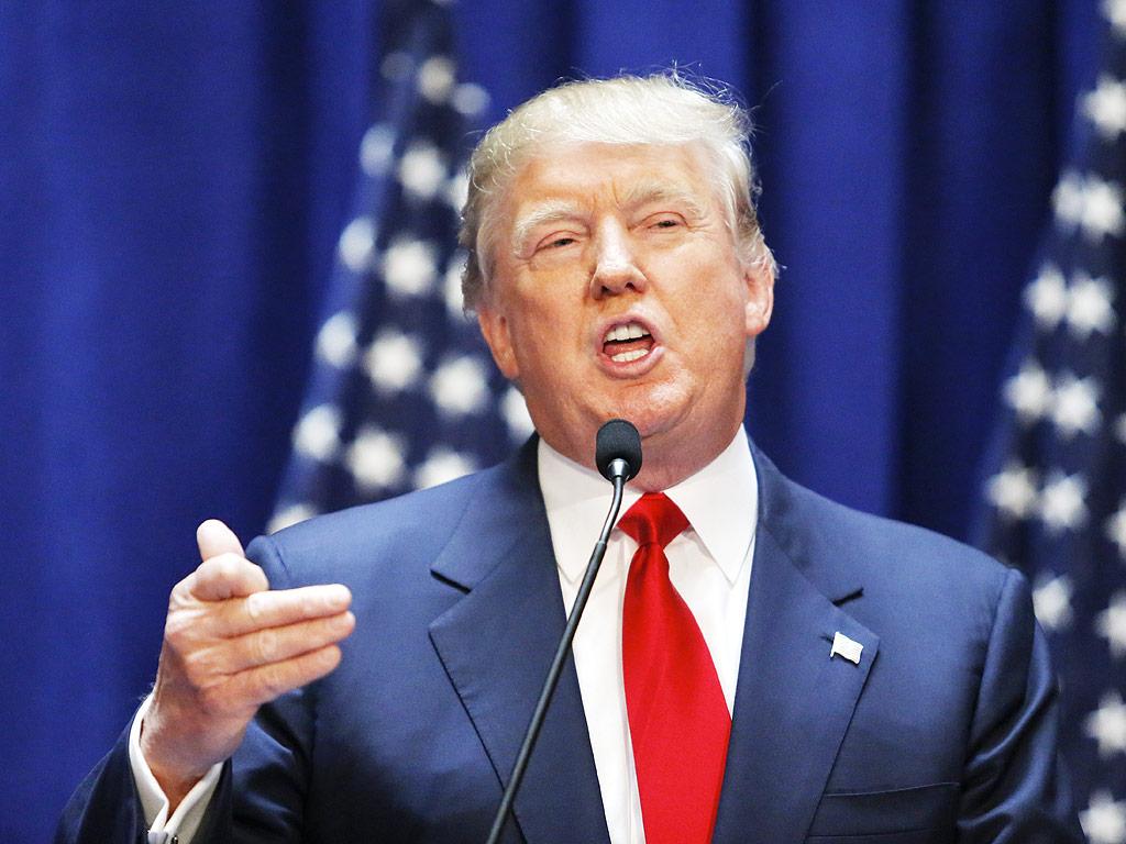 Photo of Donald Trump nem hajlandó nyilatkozni az egyenlő házasságról