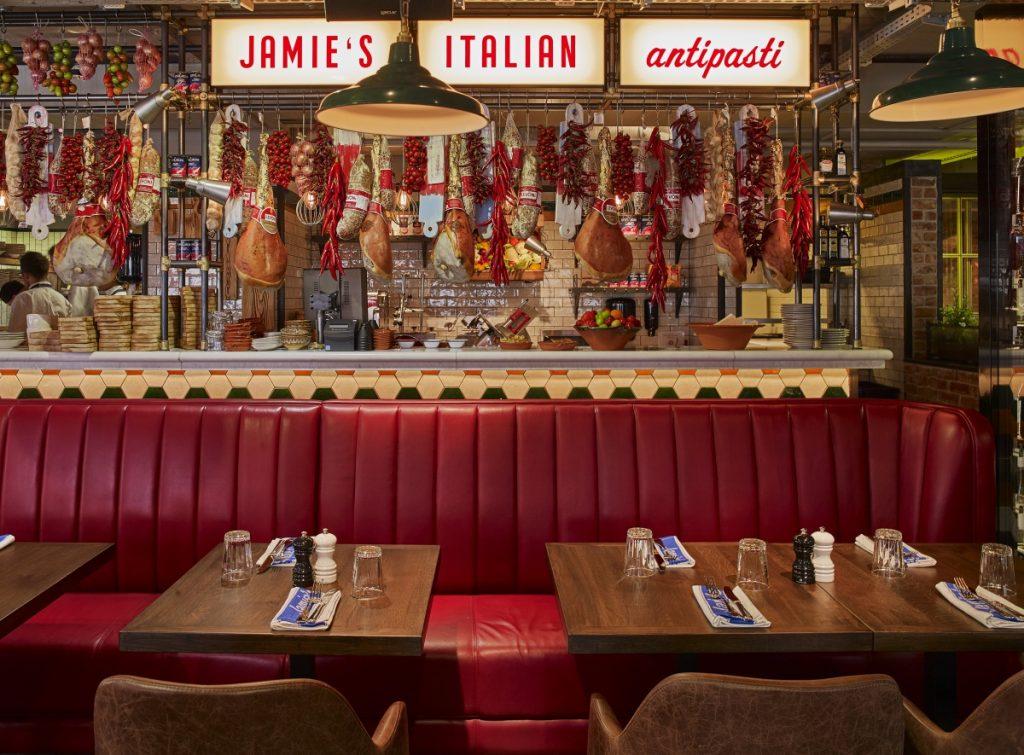 Jamie's Italian Budapest - Budai Vár