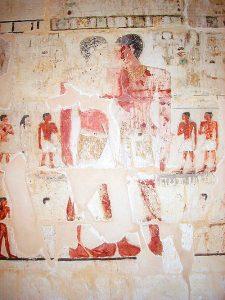 Mastaba_of_Niankhkhum_and_Khnumhotep_embrace_2