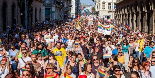 Photo of 21. Budapest Pride Felvonulás és ami még az után jön