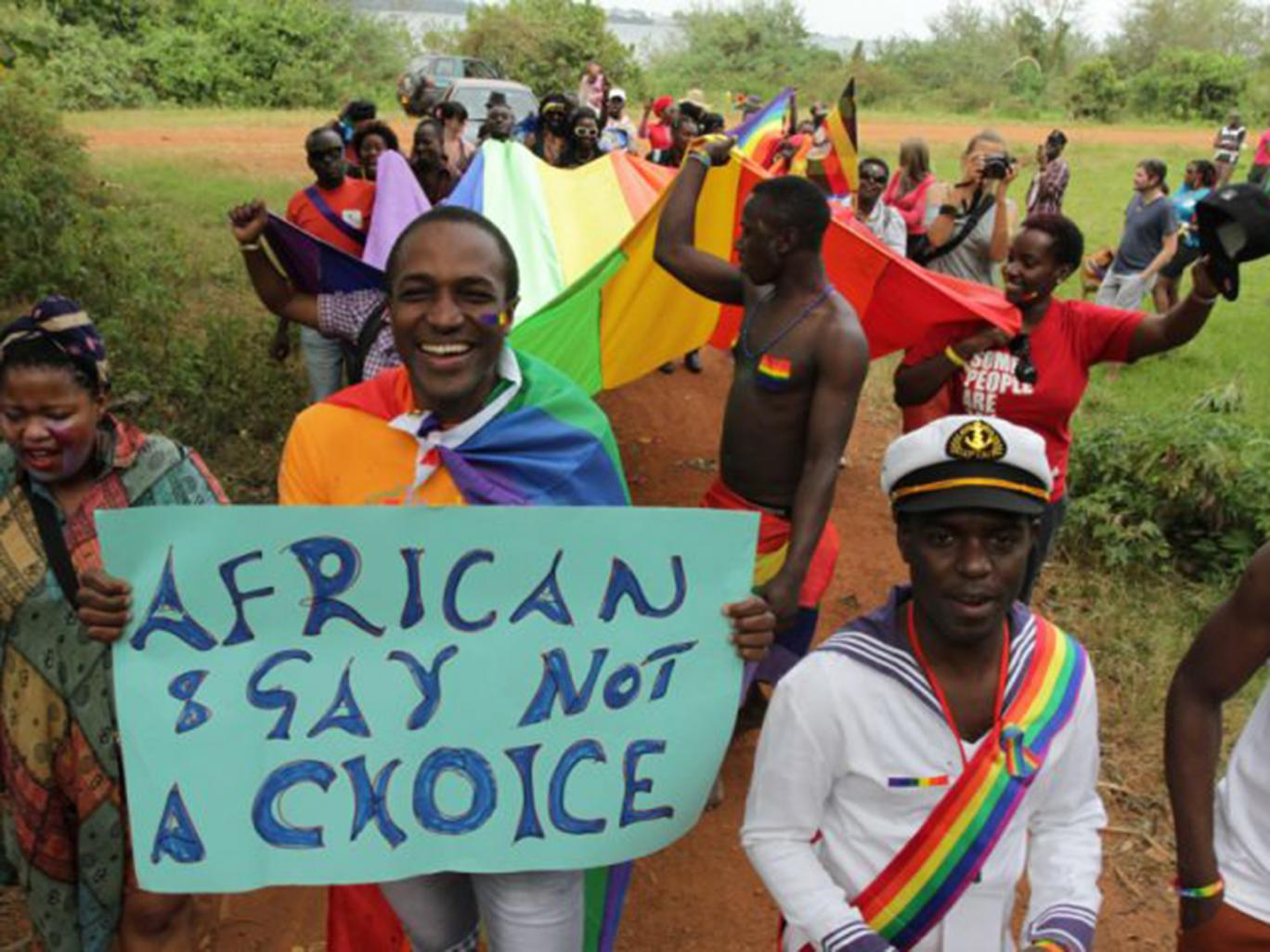 Photo of Törölték az ugandai Pride felvonulást