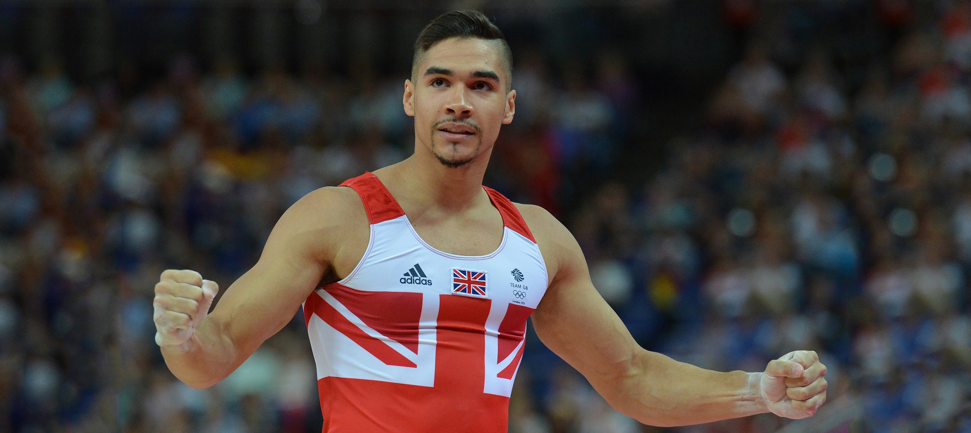 Photo of Nyálcsorgató – Louis Smith, a vetkőzős olimpikon