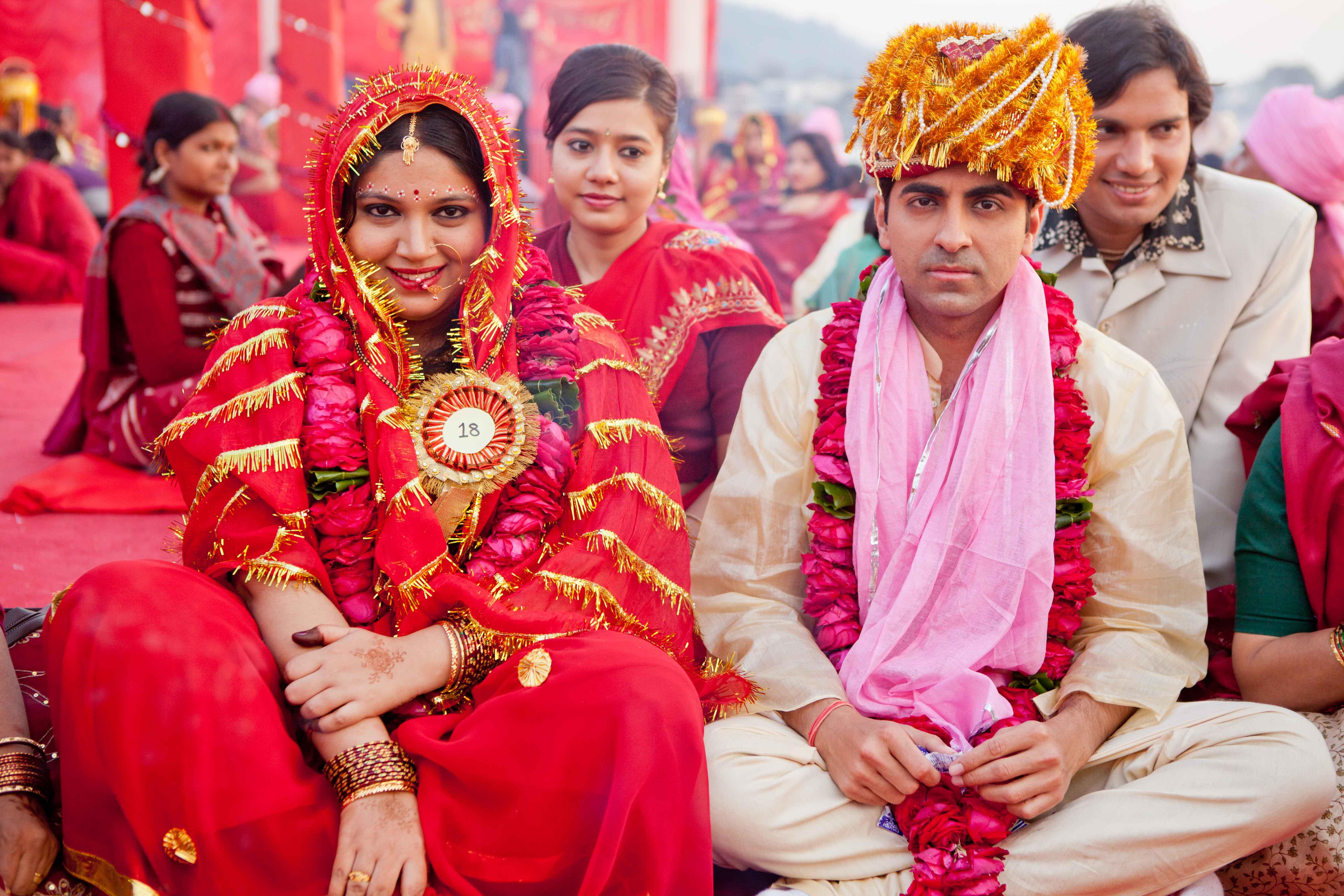 Házasságkötés hindi nyelven