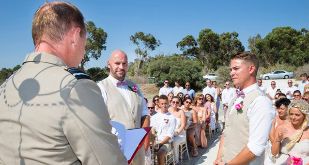 Pillanatkép a ceremóniáról