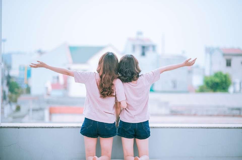 lesviai lányok