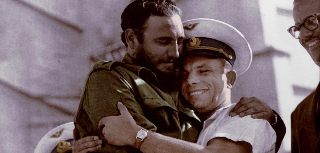 Photo of Fidel Castro keményen üldözte a melegeket