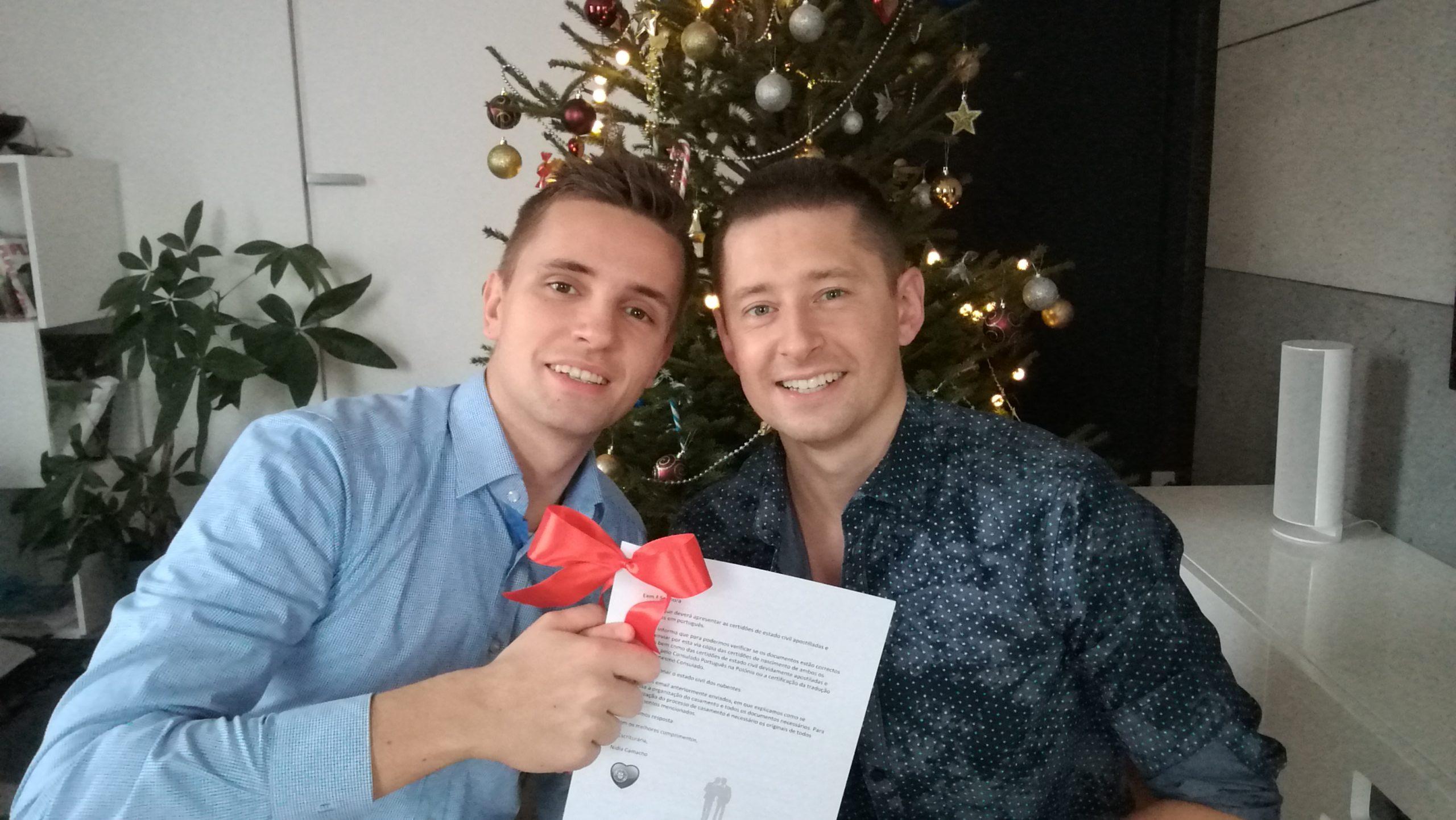 Photo of Összeházasodik a YouTube-on megismert lengyel pár