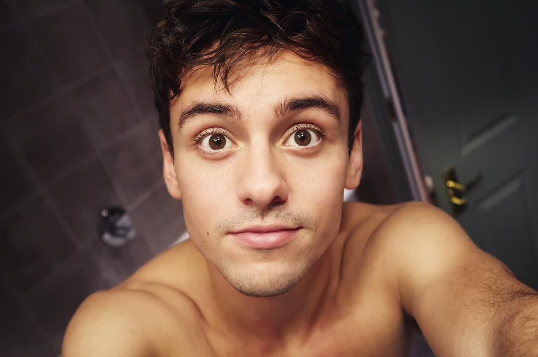 Photo of Tom Daley örökké fiatal akar maradni