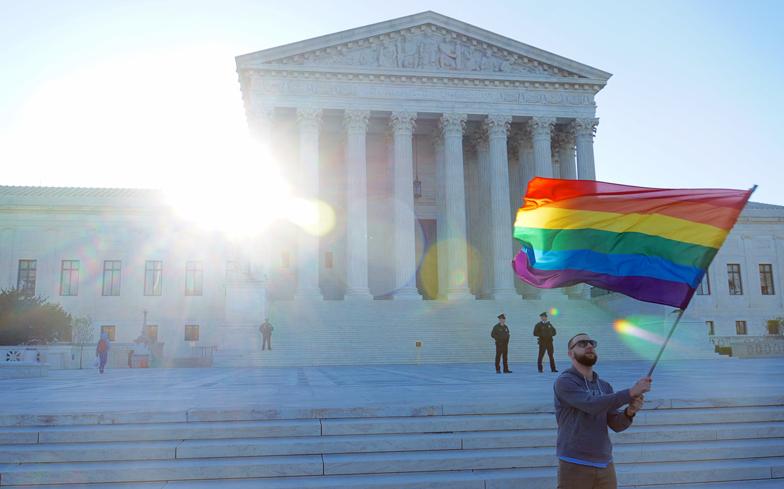 Photo of Soha ennyi amerikai nem támogatta még a melegek házasságát