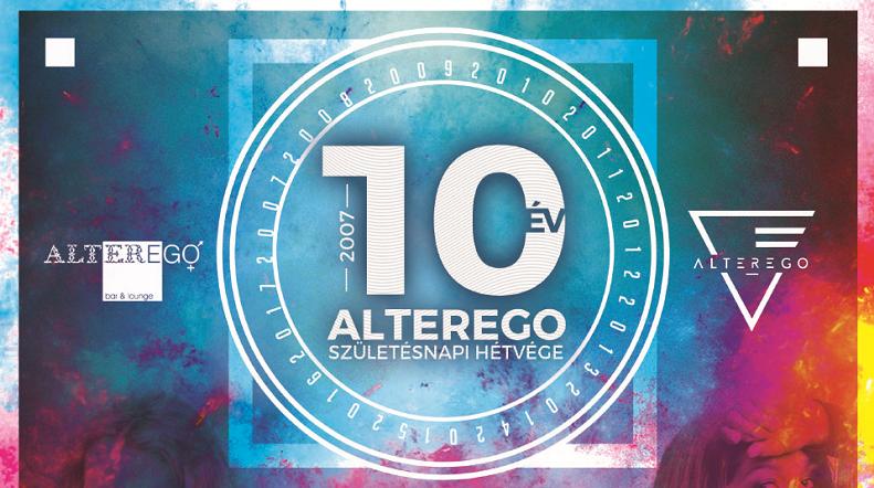 Photo of Boldog születésnapot, Alterego!