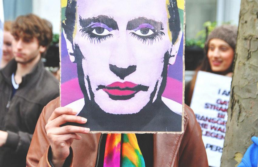Photo of Putyin garantálja, hogy nem lesz azonos neműek közötti házasság, amíg ő az orosz elnök