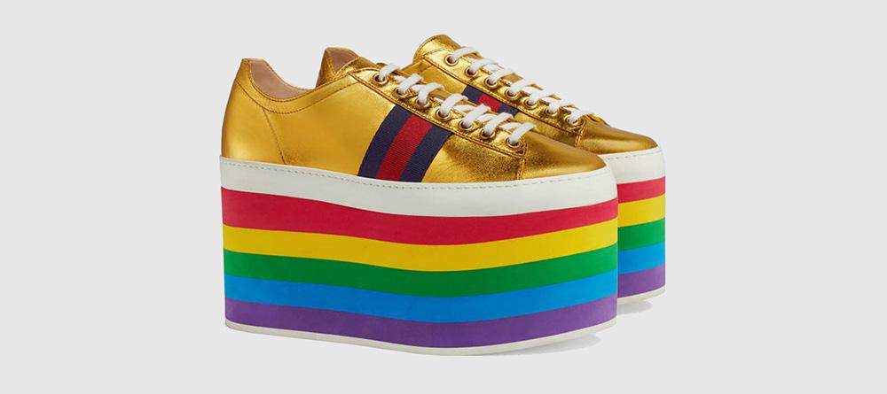 Photo of A Gucci csöppet túltolta a készülődést az idei Pride-szezonra