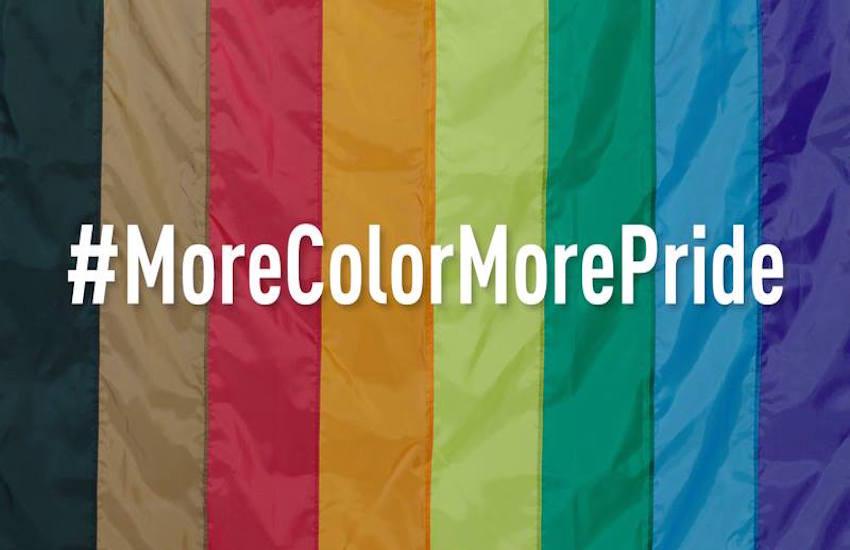 Photo of Két új színt adnak a szivárványzászlóhoz Philadelphiában