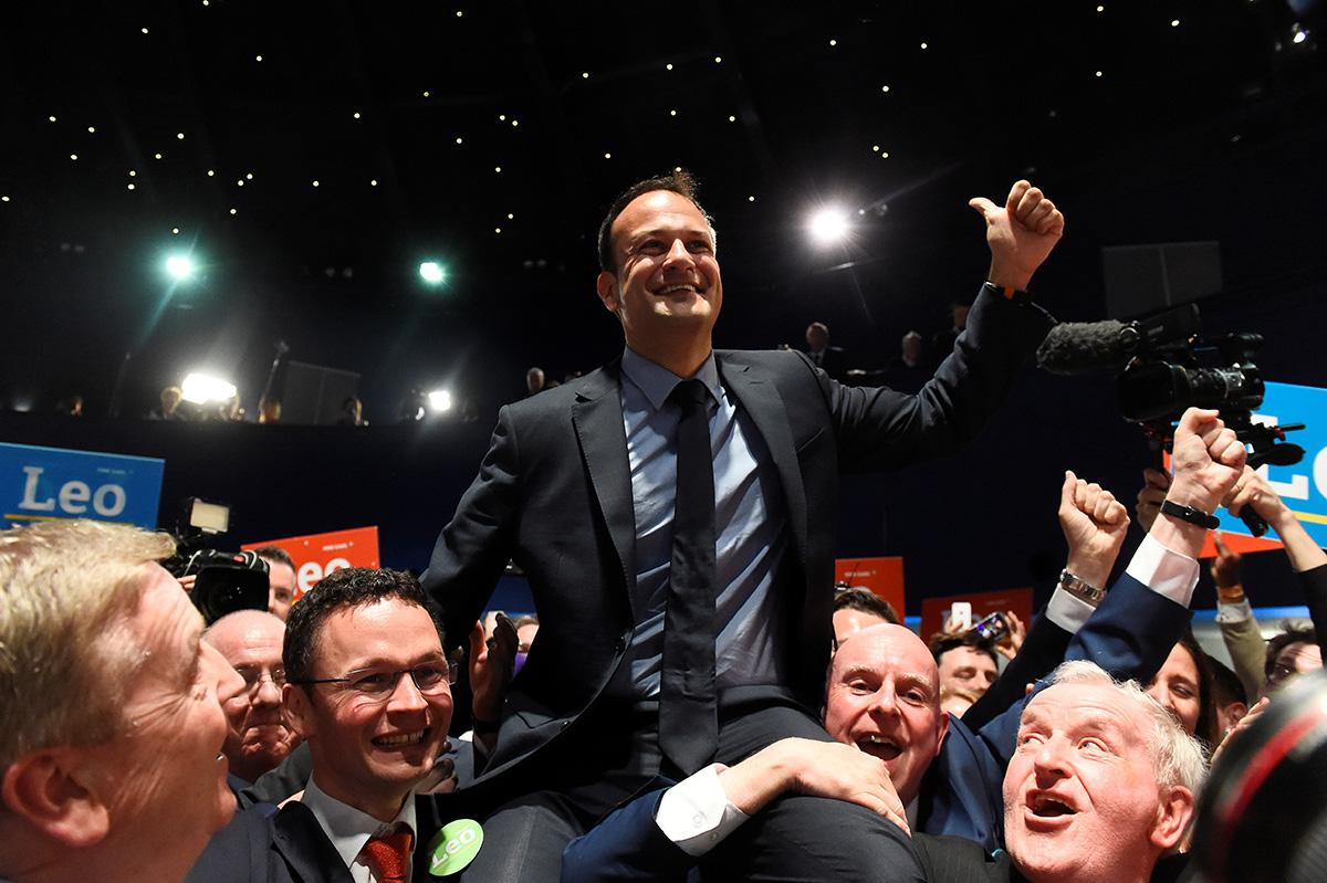 Photo of Meleg miniszterelnök Írországban