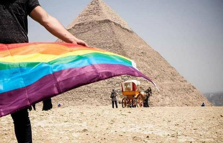 Photo of Hajtóvadászat indult Egyiptomban a melegek ellen