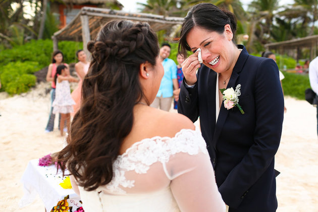Photo of Fotósorozat – Meleg és leszbikus esküvők a világ körül
