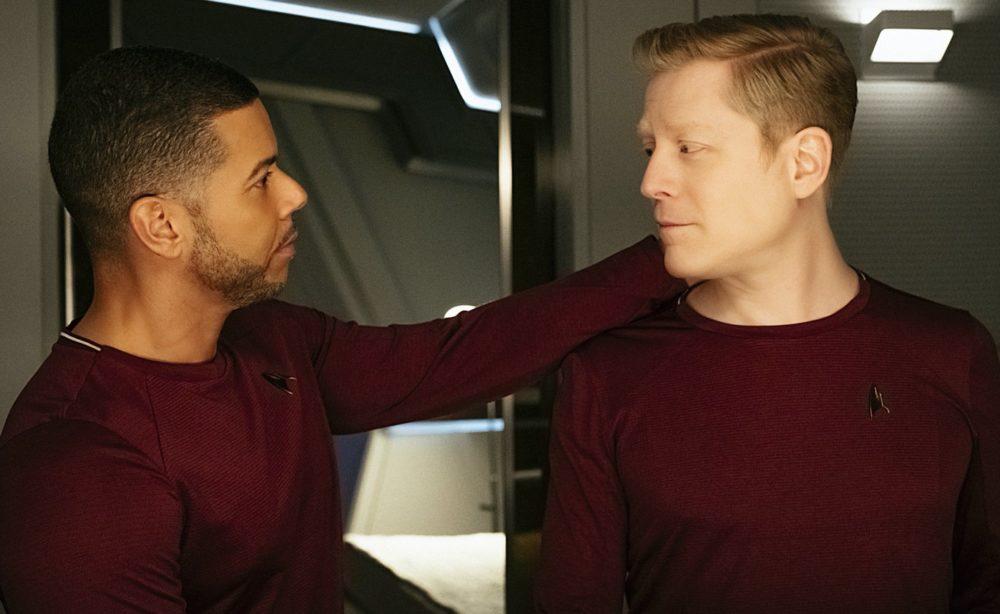 Photo of Videó – Elcsattant az első meleg csók a legújabb Star Trek sorozatban