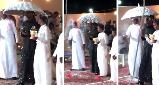 Photo of Hajtóvadászat indult Szaúd-Arábiában egy meleg esküvő résztvevői ellen
