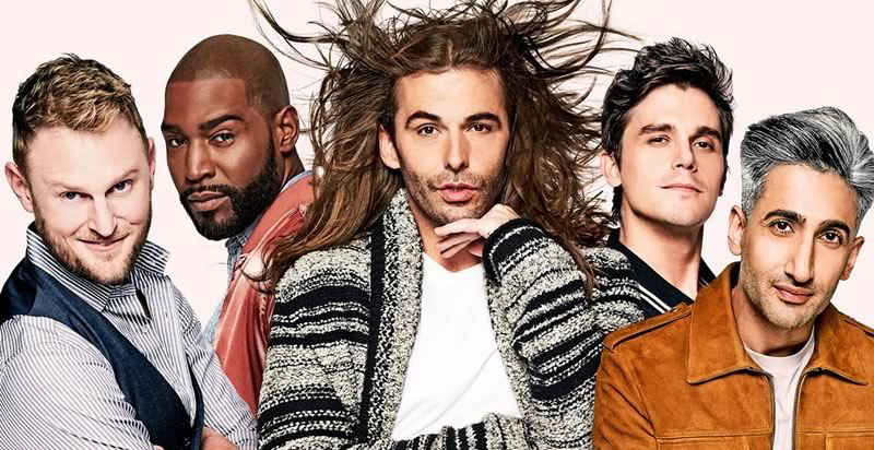Photo of Itt a trailer a Queer Eye For The Straight Guy reboothoz