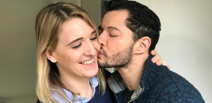 Photo of Transznemű pár kelt egybe Angliában