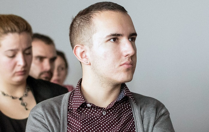 """Photo of """"My sexuality is as natural as the colour of my eyes"""" – Interview with John M. Barac Montenegrin activist"""
