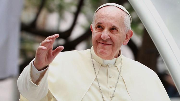"""Photo of Ferenc pápa: """"Istennek nem számít, hogy meleg vagy, így szeret téged"""""""
