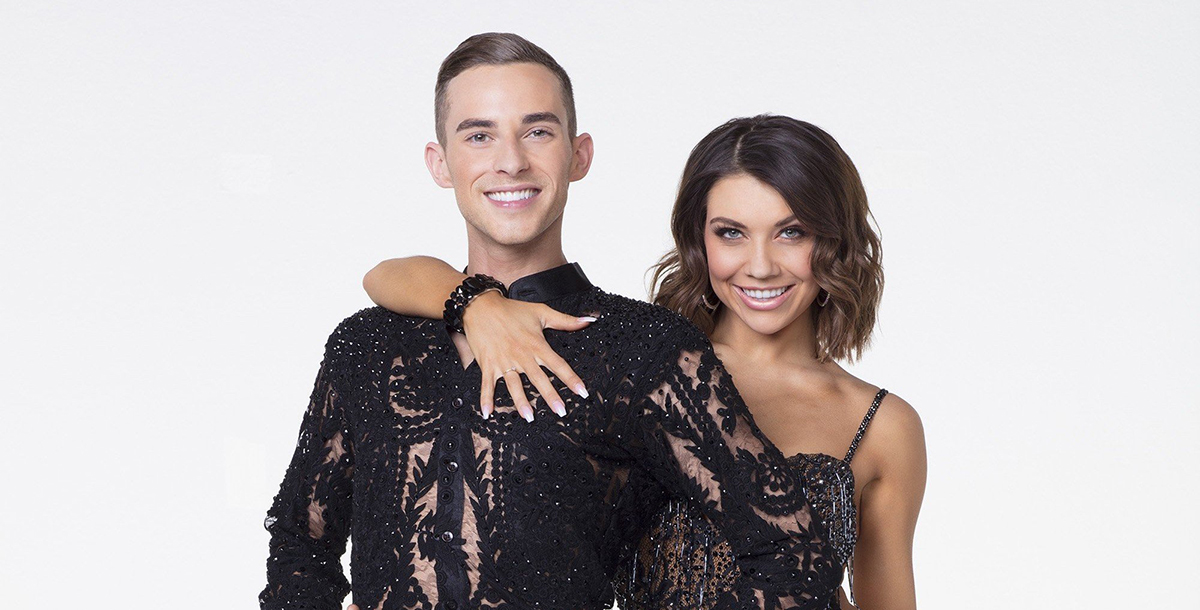Photo of Adam Rippon nyerte a Dancing with the Stars döntőjét