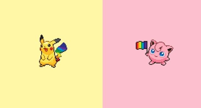 Pokemon homoszexuális szex forró nedves szoros punci