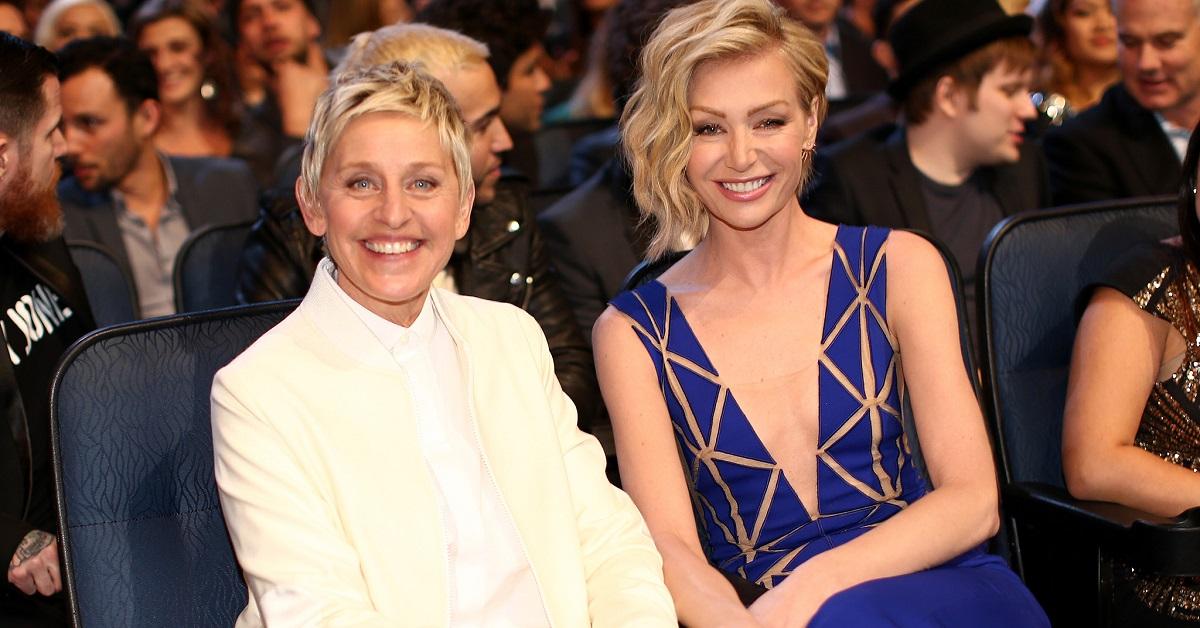 Photo of Betörtek Ellen DeGeneres és felesége otthonába