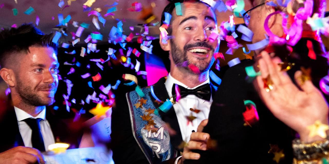 Photo of Itt a Mr. Gay Europe győztese
