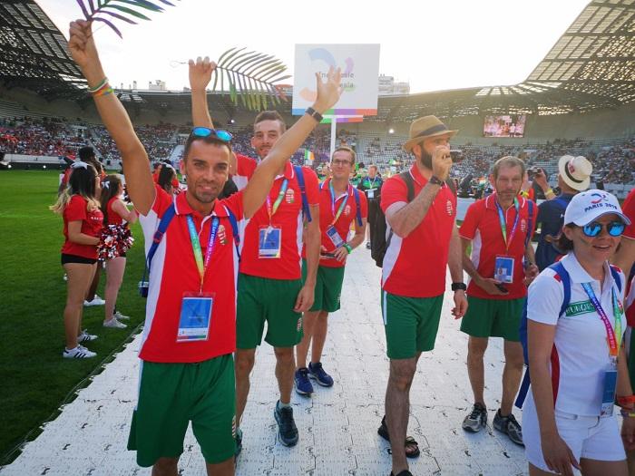 """Photo of """"Felemelő érzés volt bevonulni a stadionba és Magyarországot képviselni"""""""