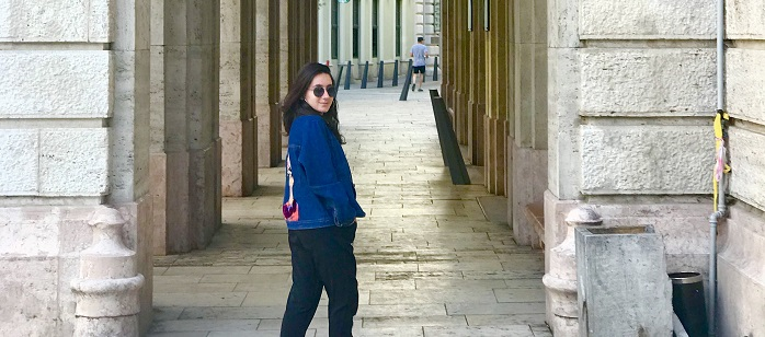 """Photo of """"I love to see the LGBTQ community living happily in Budapest"""" – Interview with Gabriella Contillo"""