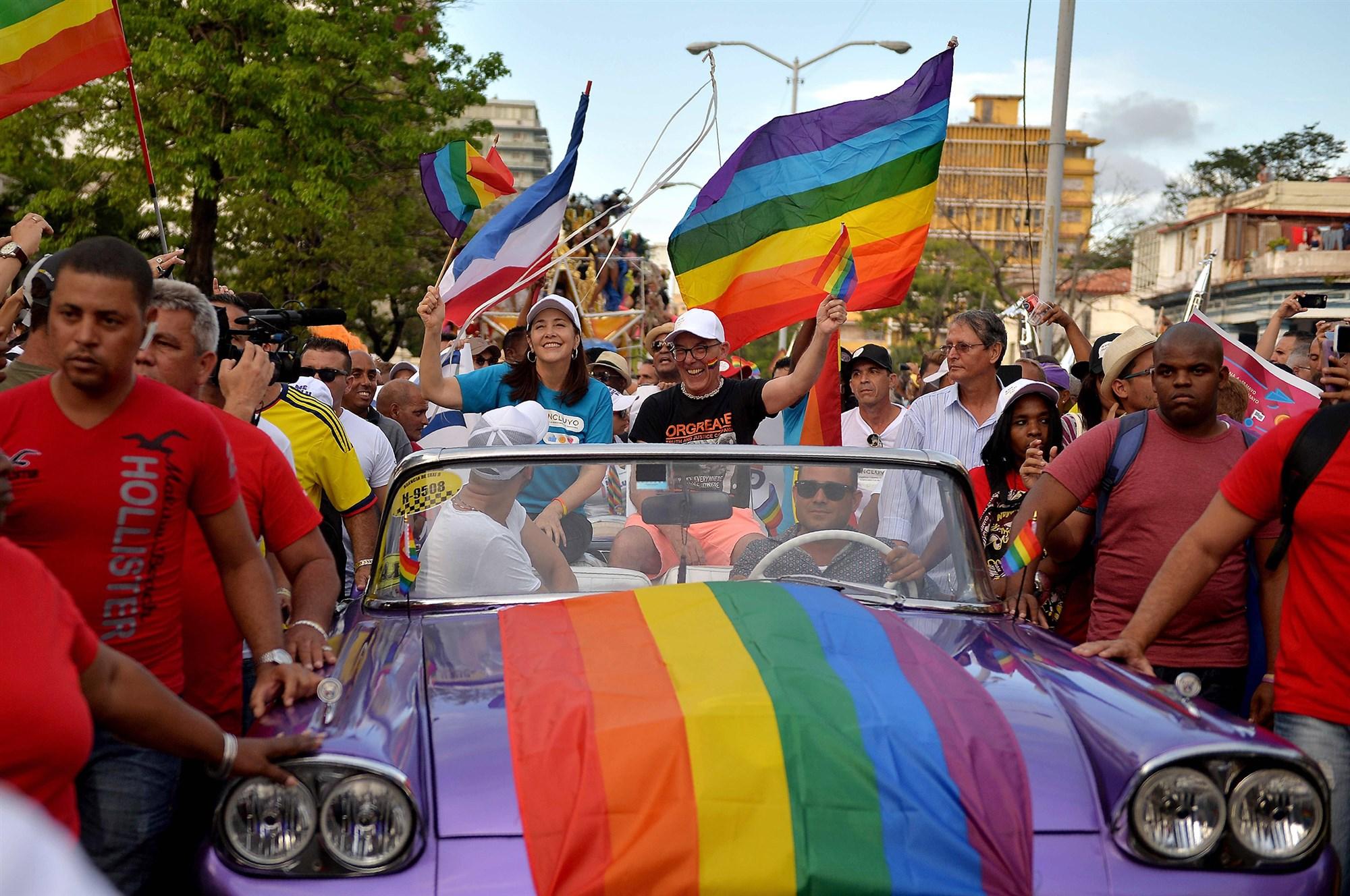 Photo of Az egyház azt akarja, hogy a kubaiak mondjanak nemet a házassági egyenlőségre