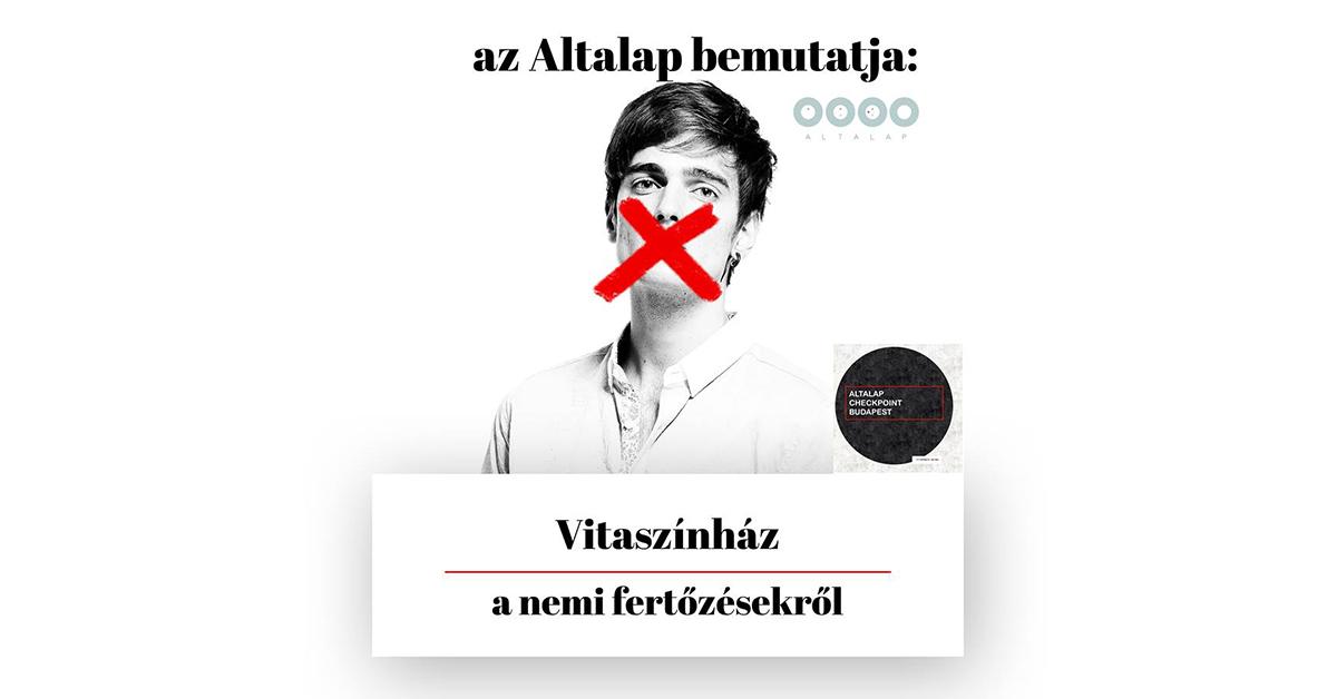 Photo of Vitaszínház… a nemi betegségekről