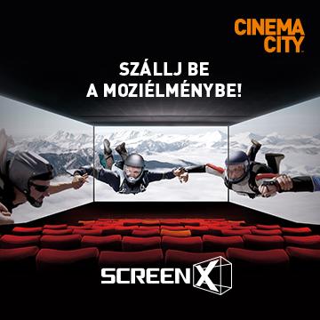 ScreenX sidebar banner