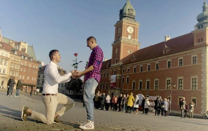 Photo of A lengyel meleg pár, akik 100-szor jegyezték el egymást