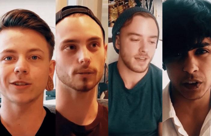 Photo of Reality sorozatot indít a transz fiúkból álló banda