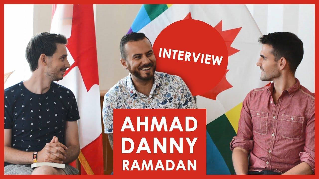 Photo of Ádám&Dani – Interjú Ahmad Danny Ramadan, melegjogi szír aktivistával