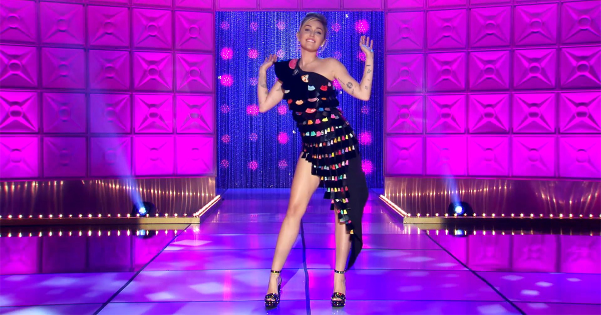 Photo of Miley Cyrus lesz a RuPaul's Drag Race új évadának első sztárvendége