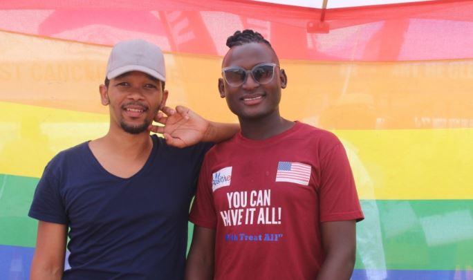 dél-afrikai leszbikus közösség