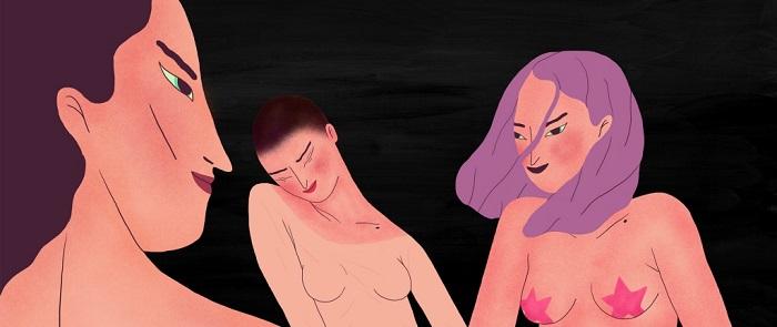 """Photo of """"Mind a három nőben ott a motiváció a kitörésre"""" – Buda Flóra Anna kisfilmje nyerte az LMBTQ díjat a Berlinalén"""