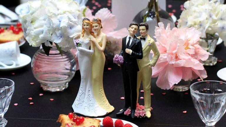 Photo of Az első évben ezer azonos nemű pár kötött házasságot Ausztriában