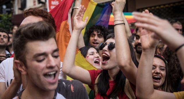 Photo of Visszatérnek az LMBTQ rendezvények Törökország fővárosába