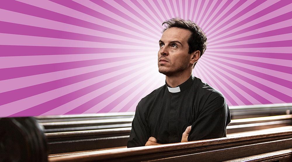Photo of Szexi papként hódít a nyíltan meleg színész a BBC sorozatában