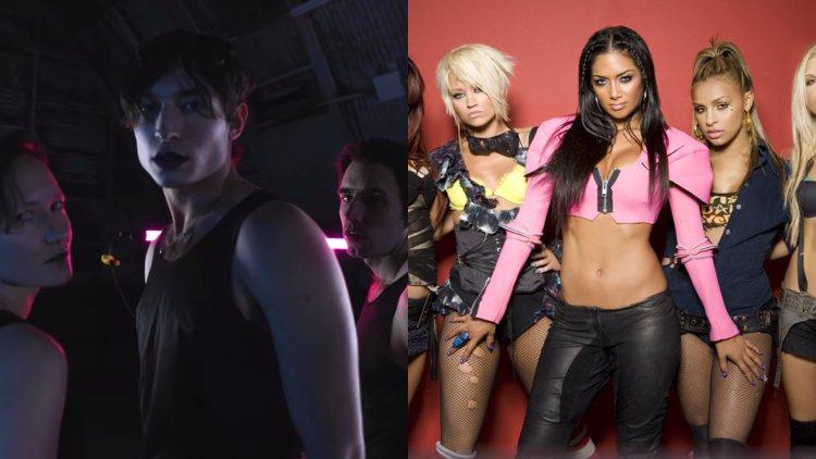 Photo of Legendás Pussycat Dolls számot dolgozott át Ezra Miller