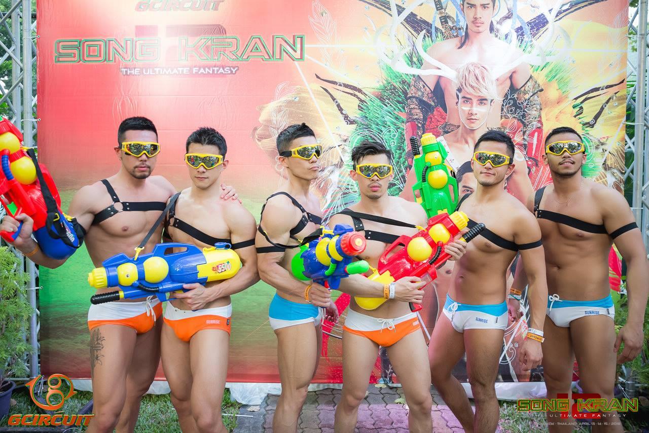 Photo of BoyOnGo – A Songkran Festival, ahol garantáltan nedves leszel